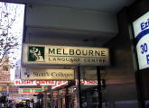Melbourne Language Centre 外観