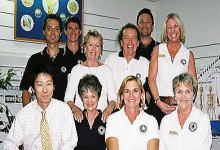 Massage School of Queesland Australia スタッフ・講師
